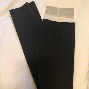 Lululemon Straight Leg Pants